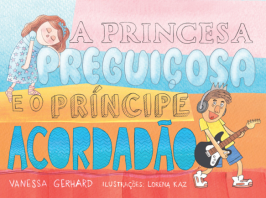 A princesa preguiçosa... Ed 5W