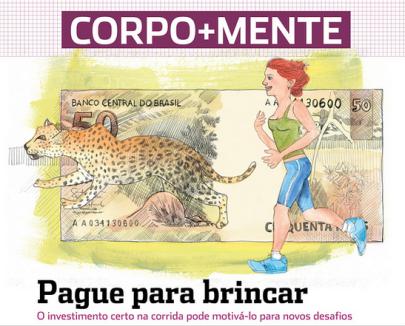 Revista Runner's. Ed Abril